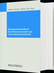 Handbuch Sicherheitswirtschaft