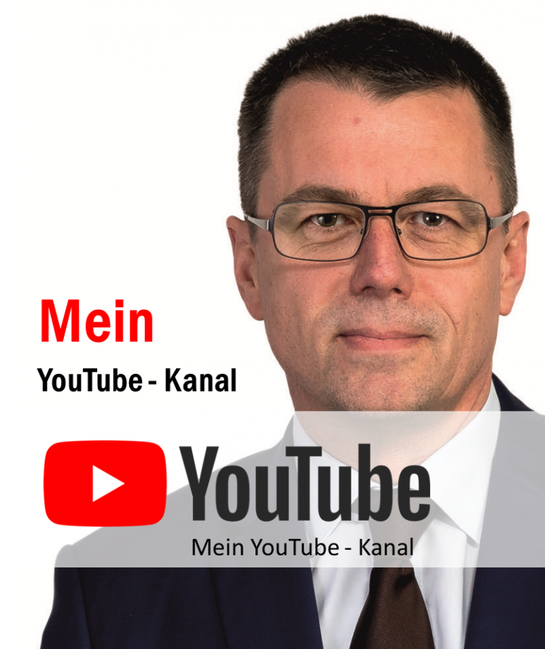 Youtube – Kanal Gerhard Link